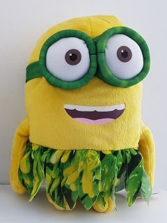 Plus Minionii - Minion Hawaiian / Minions au natural (28 cm.)