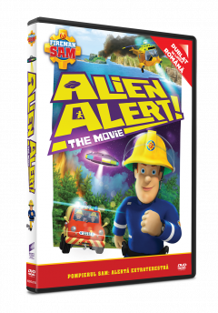 Pompierul Sam: Alerta extraterestra / Fireman Sam: Alien Alert! The Movie - DVD