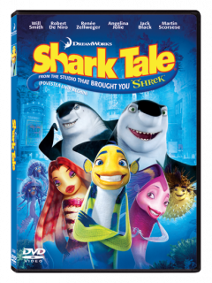 Povestea unui rechin / SharkTale - DVD