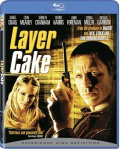 Prins la inghesuiala / Layer Cake - BD