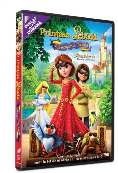Printesa Lebada 7: Sub acoperire regala / The Swan Princess 7: Royally Undercover - DVD