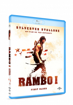 Rambo I / First Blood - BD