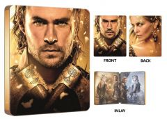 Razboinicul Vanator si Craiasa Zapezii / The Huntsman: Winter's War - BLU-RAY 3D+2D (Steelbook)