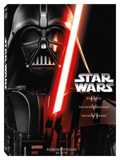 Razboiul Stelelor: Trilogia originala (Episoadele IV-VI) / Star Wars: The Original Trilogy (Episodes IV-VI) - DVD