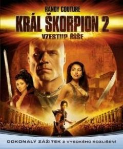 Regele Scorpion 2: Razboinicul / Scorpion King 2: Rise of a Warrior (coperta in ceha, subtitrare in romana) - BD