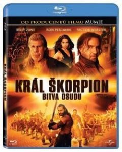Regele Scorpion 3: Rascumpararea / The Scorpion King 3: Battle for Redemption (coperta in ceha, subtitrare in romana) - BD