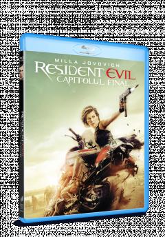 Resident Evil: Capitolul Final / Resident Evil: The Final Chapter - BD