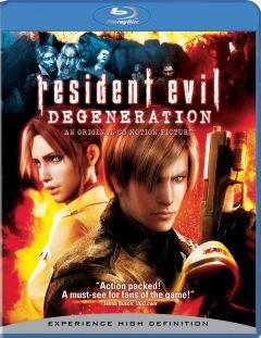 Resident Evil: Decaderea / Resident Evil: Degeneration - BD