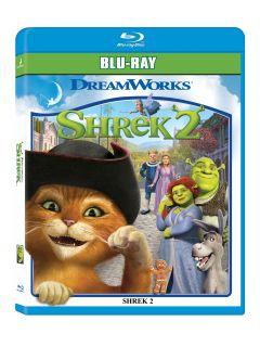 Shrek 2 - BLU-RAY