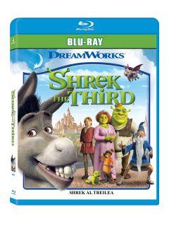 Shrek 3 (Shrek al Treilea) / Shrek the Third - BLU-RAY