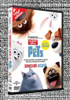 Singuri acasa / The Secret Life of Pets - DVD