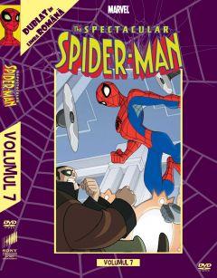 Spectacular Spider-Man: Volumul 7  - DVD