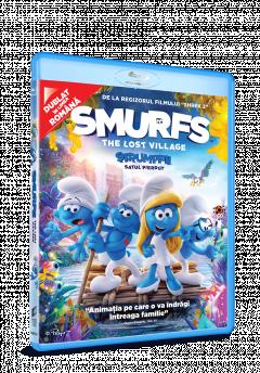 Strumpfii (Strumfii): Satul pierdut / Smurfs: The Lost Village - BLU-RAY