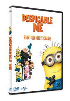 Sunt un mic ticalos / Despicable Me - DVD