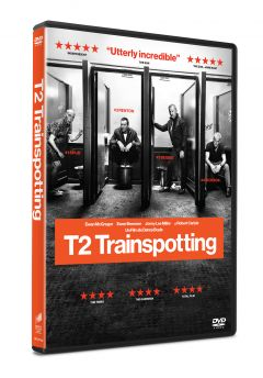 T2: Trainspotting - DVD