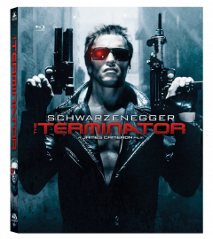 Terminator 1 / The Terminator 1 - BLU-RAY (Steelbook)