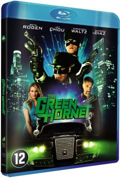 The Green Hornet: Viespea Verde / The Green Hornet - BLU-RAY 2D