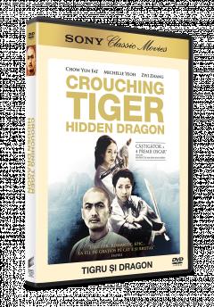 Tigru si Dragon / Crouching Tiger, Hidden Dragon - DVD
