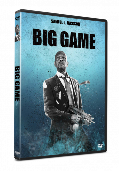 Tinta: Presedintele / Big Game (Character Cover Collection) - DVD