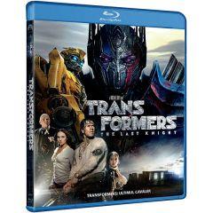 Transformers 5: Ultimul Cavaler / Transformers: The Last Knight - BD