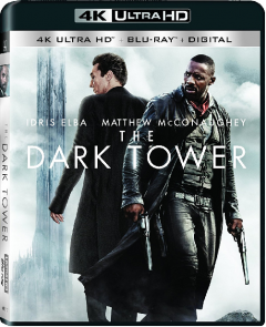 Turnul Intunecat / The Dark Tower - BD 2 discuri (4K Ultra HD + Blu-ray)