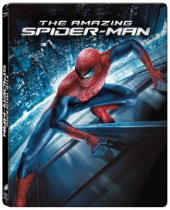 Uimitorul Om-Paianjen / The Amazing Spider-Man BLU-RAY 3D+2D (Steelbook)
