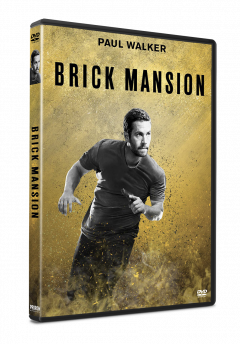 Zona de pericol / Brick Mansions (Character Cover Collection) - DVD