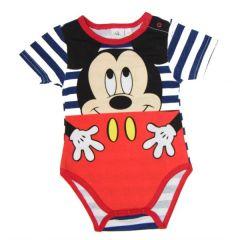 Body Mickey -Bleumarin