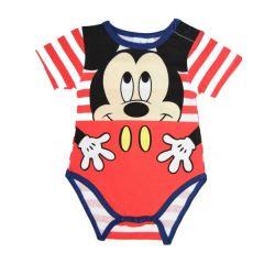 Body Mickey -Rosu