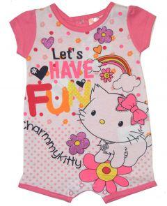 Combinizon Kitty bebe-Roz
