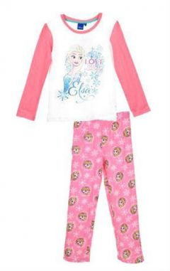 Pijama ML FROZEN-Roz