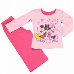 Pijama ML Minnie Mouse