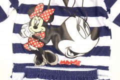 Rochita ML bebe Minnie-Bleumarin