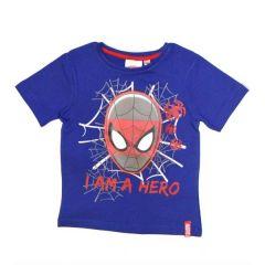 Tricou MS Spider -Albastru