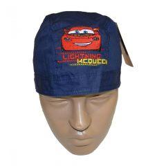 Bandana Cars -Bleumarin