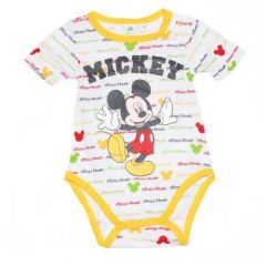 Body MS Mickey bebe-Galben
