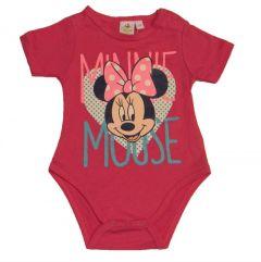 Body MS Minnie bebe -Fuchsia