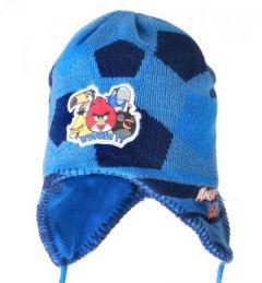 Caciula Angry Birds-Albastru