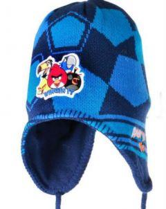 Caciula Angry Birds-Bleumarin