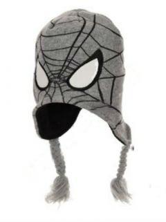 Caciula Spiderman-Gri