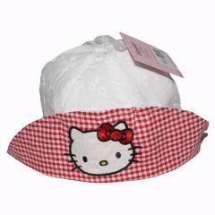 Palarie Hello Kitty -Alb