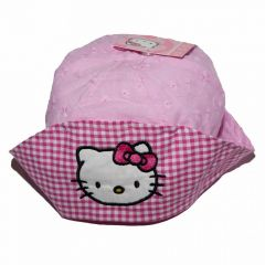 Palarie Hello Kitty -Roz