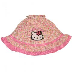 Palarie  Kitty-Roz
