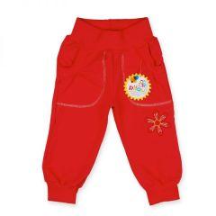 Pantaloni model 7  trening -Rosu