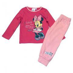 Pijama ML Minnie-Fuchsia