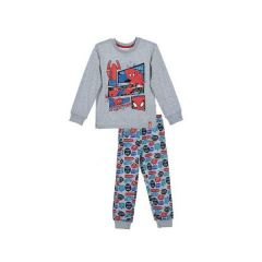 Pijama ML SPIDERMAN-Gri