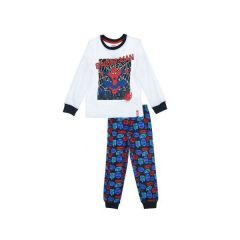 Pijama ML SPIDERMAN-Alb