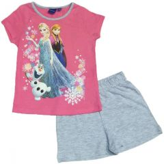 Pijama MS Frozen-Fuchsia