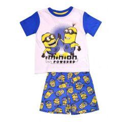 Pijama MS Minions-Albastru