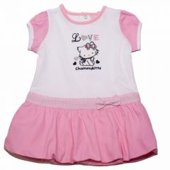 Rochita bebe Hello Kitty -Roz
